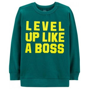 Level Up Fleece Pullover