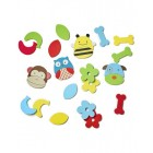 Zoo Mix  Match Foam Pals Bath Toys