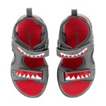 Carter's Shark Light-Up Sandals