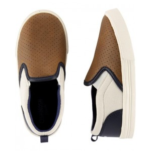 OshKosh Colorblock Slip-On Shoes