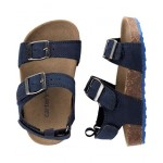Carter's Buckle Cork Sandals