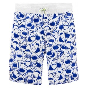 OshKosh Shark Swim Trunks