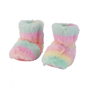 Carters Rainbow Slippers