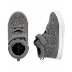 Sparkle Butterfly High Tops