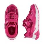 OshKosh Pink Glitter Sneakers