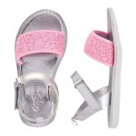 OshKosh Glitter Sandals