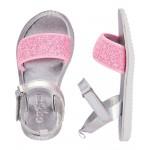 OshKosh Glitter Sandals