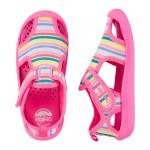 OshKosh Rainbow Water Shoes
