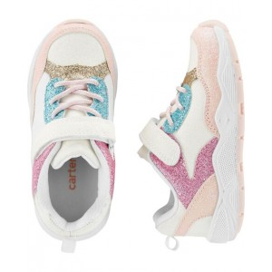 Carters Glitter Athletic Sneakers