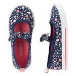 Carters Floral Slip-On Shoes