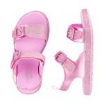 OshKosh Lavender Sandals