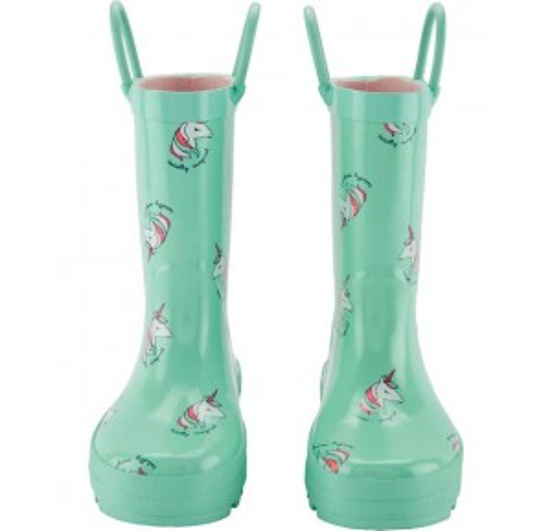 Carters Unicorn Rain Boots