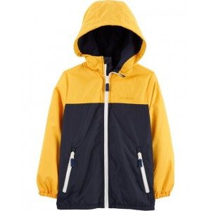 Mid-Weight Colorblock Jacket