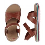 OshKosh Rainbow Sole Sandals