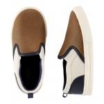 OshKosh Colorblock Slip-On Shoes