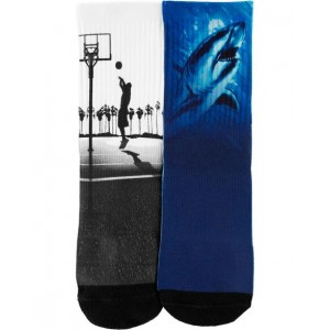2-Pack Athletic Crew Socks