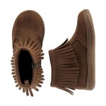Carters Fringe Ankle Boots