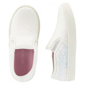 Carters Glitter Casual Sneakers