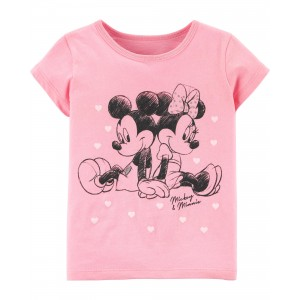 Mickey & Minnie Mouse Tee