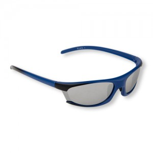 Boys Ombre Sport Wrap Sunglasses