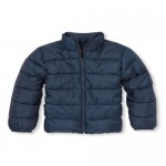 Boys Quilted Puffer Jacket