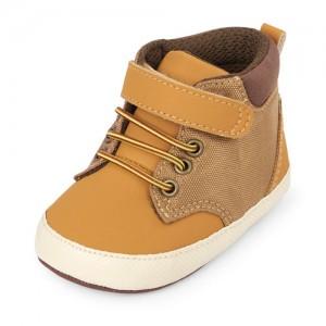 Baby Boys Hi-Top Street Sneaker