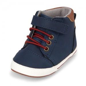 Baby Boys Hi-Top Sneaker