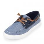 Boys Chambray Shoes