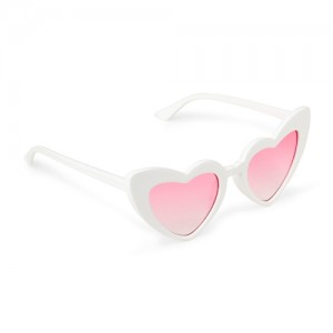 Toddler Girls Heart Sunglasses
