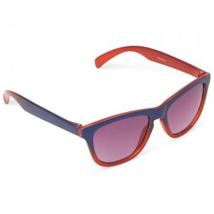 Toddler Boys Ombre Retro Sunglasses