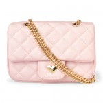 Girls Iridescent Quilted Bag