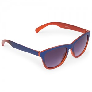 Boys Ombre Retro Sunglasses