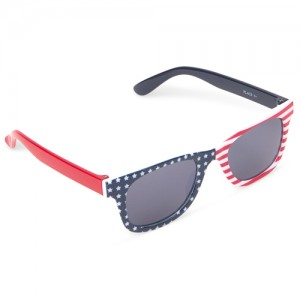 Boys Americana Retro Sunglasses