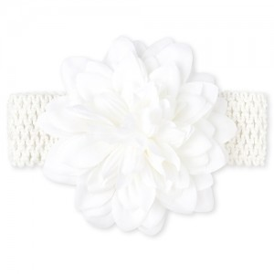 Toddler Girls Flower Headwrap