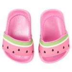 Baby Girls Watermelon Slides