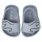 Baby Boys Dino Slides