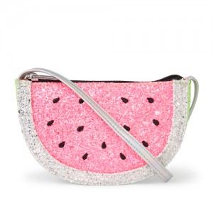 Toddler Girls Tiny Collections Glitter Purse - Sweet Watermelon