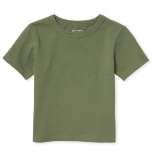 Baby And Toddler Boys Matchables Short Sleeve Layering Tee
