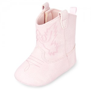 Baby Girls Cowboy Boots