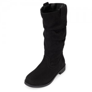 Girls Slouch Boots