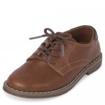 Toddler Boys Lace Up Dress Shoes