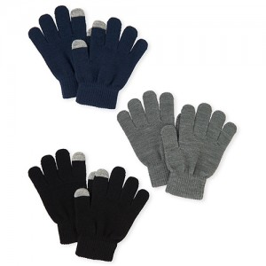 Boys Texting Gloves 3-Pack