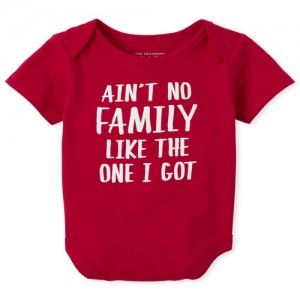 Unisex Baby Matching Family One I Got Graphic Bodysuit