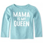 Baby And Toddler Boys Mama Graphic Tee