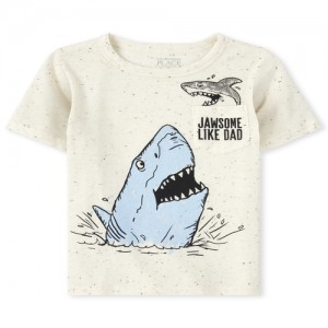 Baby And Toddler Boys Graphic Pocket Top