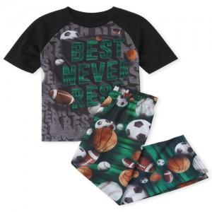 Boys Sports Pajamas