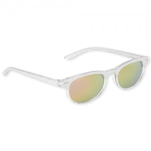Toddler Girls Holographic Sunglasses