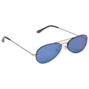 Boys Frameless Aviator Sunglasses