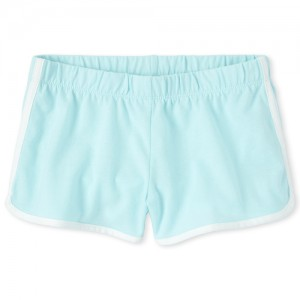 Girls Mix And Match Dolphin Shorts