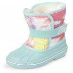 Toddler Girls Tie Dye Snow Boots